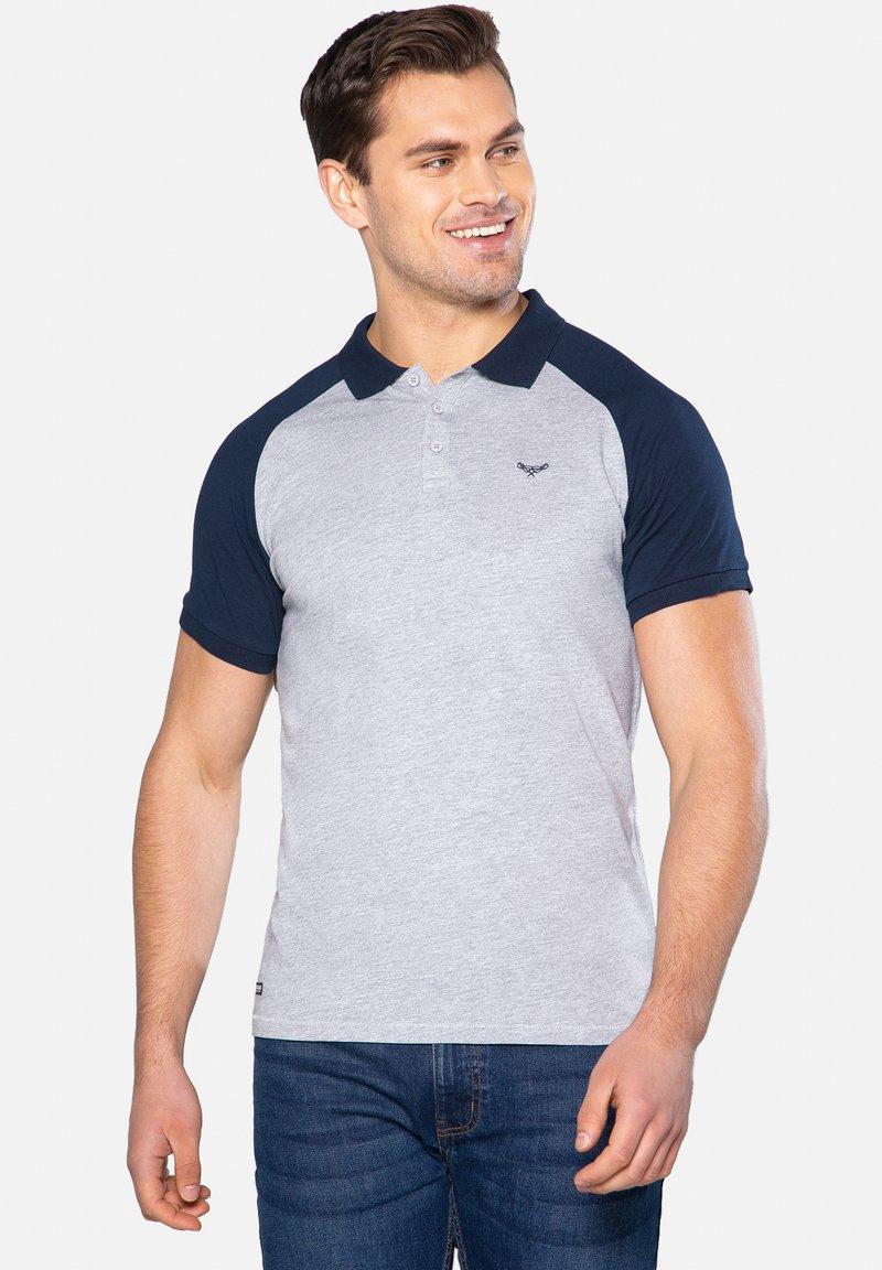 Threadbare - THREADBARE POLO SHIRT FRANCIS 3ER PACK - Polo shirt - mehrfarbig