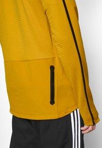 adidas Performance - DESIGNED 4 TRAINING COLD.RDY SPORTS - Sudadera - gold - 5