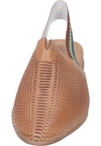 Piazza - Slingback ballet pumps - coconut - 4