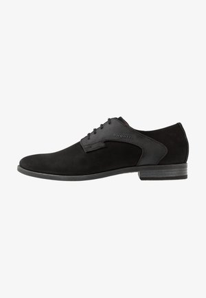 LAIR - Smart lace-ups - black