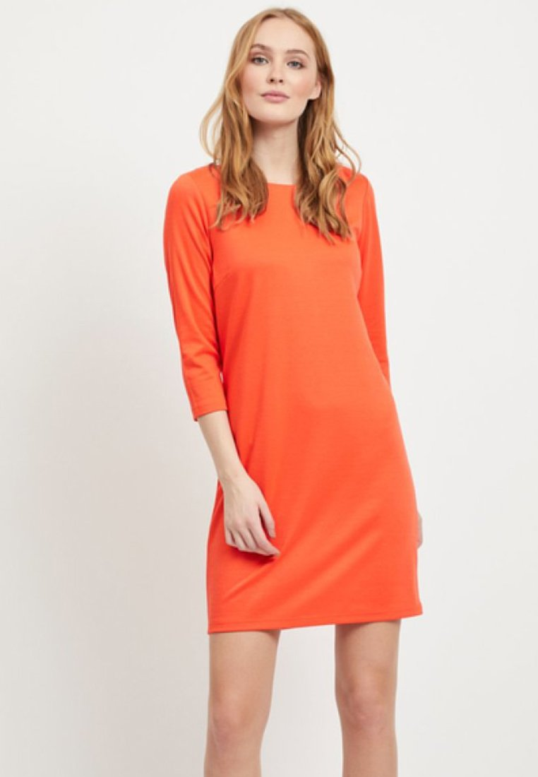 Vila - VITINNY - Day dress - light red