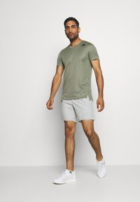 adidas Performance - SATURDAY  SHORT - Sports shorts - grey - 1