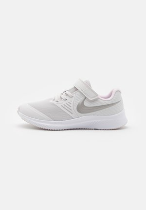 STAR RUNNER 2 UNISEX - Hardloopschoenen neutraal - platinum tint/metallic platinum/light violet/white