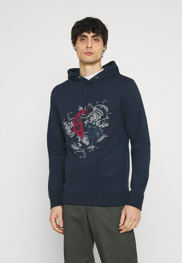 WARREN - Sweatshirt - navy