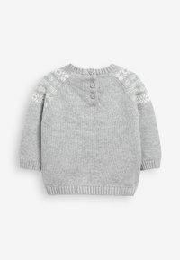 Next - Pullover - grey - 3