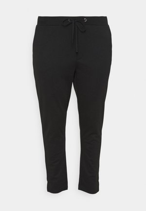 KCOLIVIA PANTS - Tracksuit bottoms - black deep