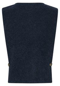 Soaked in Luxury - SLTUESDAY CREWNECK - Jersey de punto - navy - 5