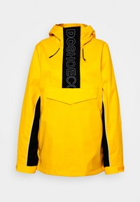 DC Shoes - ENVY ANORAK - Snowboard jacket - lemon chrome - 5