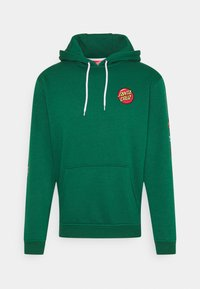 UNISEX JACKPOT DOT HOOD - Sweatshirt - ever green