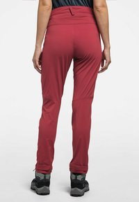 Haglöfs - LITE  FLEX PANT - Outdoor trousers - brick red - 1