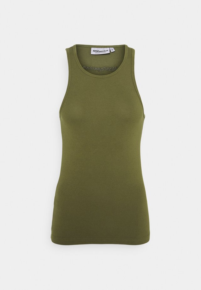 GANG TANK - Top - army
