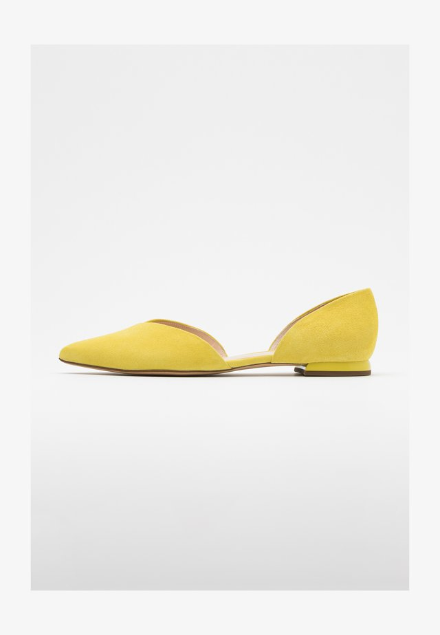 ALL DAY - Ballet pumps - limone