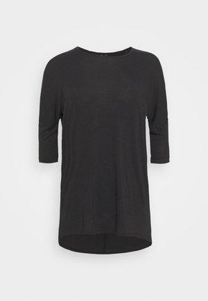 VMHONIE LOOSE - Long sleeved top - black beauty