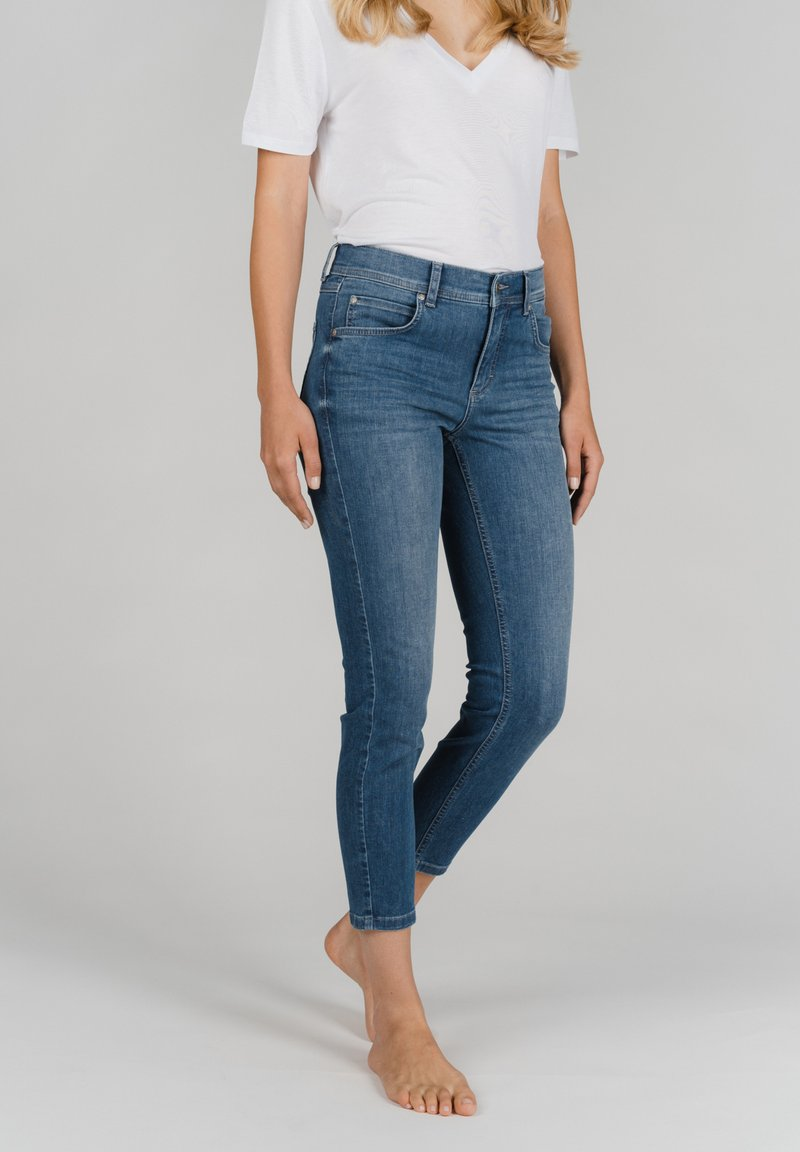 Angels - ORNELLA - Slim fit jeans - blau