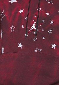 Jordan - Sweatshirt - black/red - 4