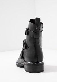 Tamaris - Cowboy/biker ankle boot - black - 5