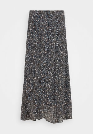 SKIRT FEMININE STYLE PRINTED - Gonna a campana - multi