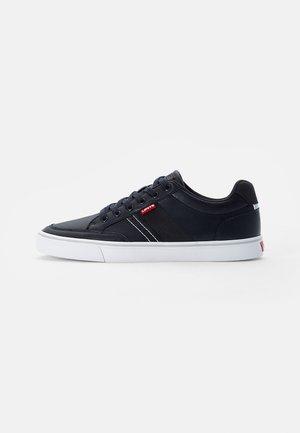 TURNER - Sneaker low - navy blue