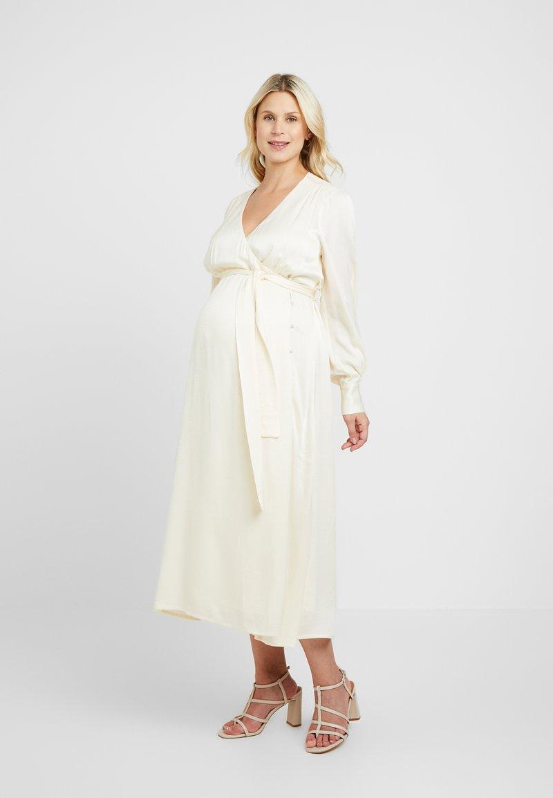 IVY & OAK Maternity - DRESS - Vestito estivo - porcelain white