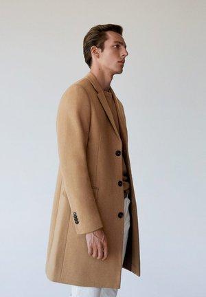 Cappotto classico - middenbruin