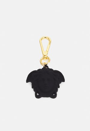 UNISEX - Keyring - black/gold-coloured