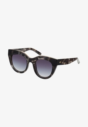 AIR HEART - Gafas de sol - coal tort/smoke