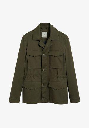 NINET - Summer jacket - khaki