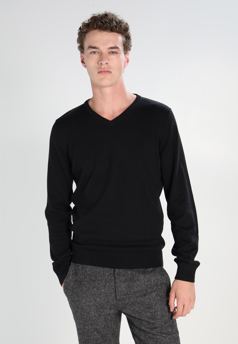 Pier One - Jumper - black