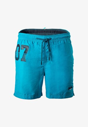 WATERPOLO - Swimming shorts - hellblau