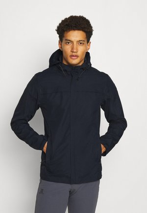 ALSTON - Kurtka Outdoor - dark blue
