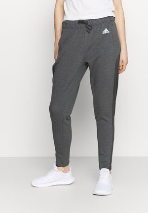 Tracksuit bottoms - grey/black