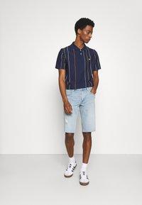 s.Oliver - BERMUDA - Jeans Shorts - light blue denim - 1