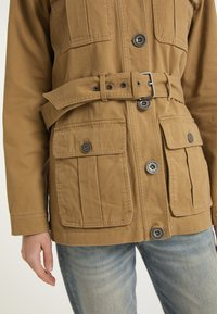 DreiMaster - Short coat - dunkelsand - 3