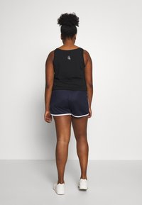 Fila Plus - SAMAN  - Shortsit - black iris - 2