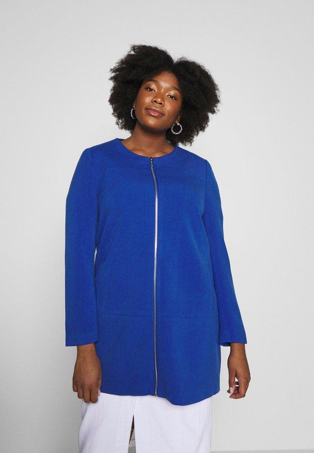 CARKATHARINA SPRING COAT - Krótki płaszcz - mazarine blue