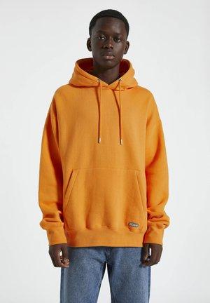 Luvtröja - neon orange