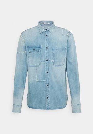 LINCOLN SHIRT - Shirt - indigo