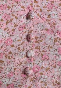 Cotton On - V NECK LONG SLEEVE - Bluser - kendelle ditsy soft mauve - 6