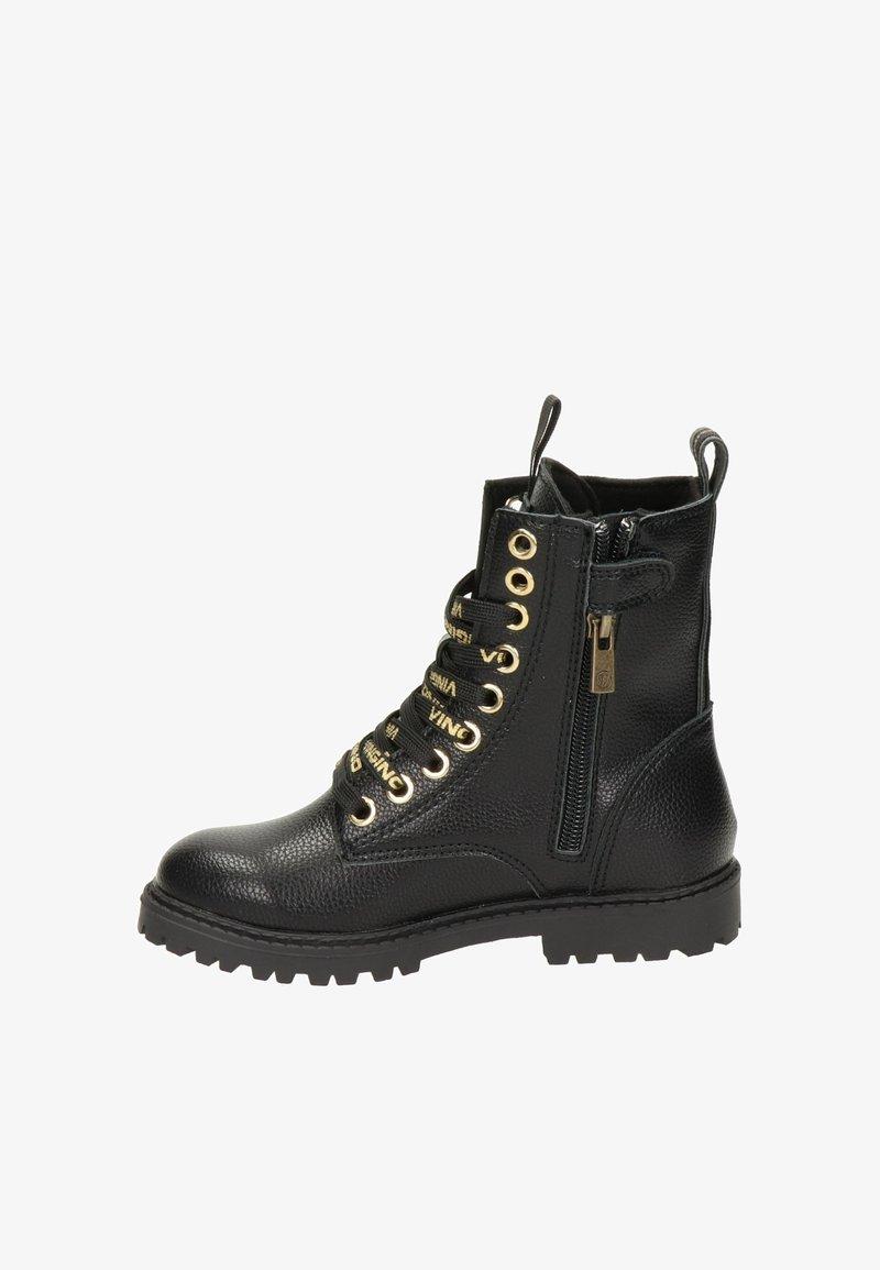 Vingino - Lace-up ankle boots - zwart