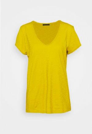AVIVI - Basic T-shirt - gelb