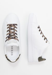 Guess - RANVO - Zapatillas - white - 3