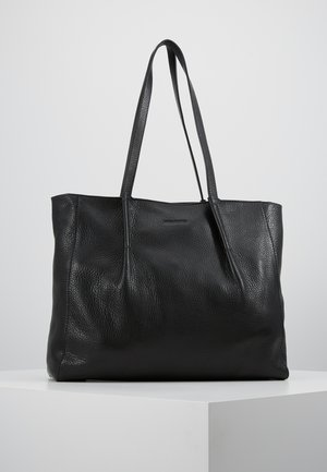 KYOTO - Shopping Bag - black