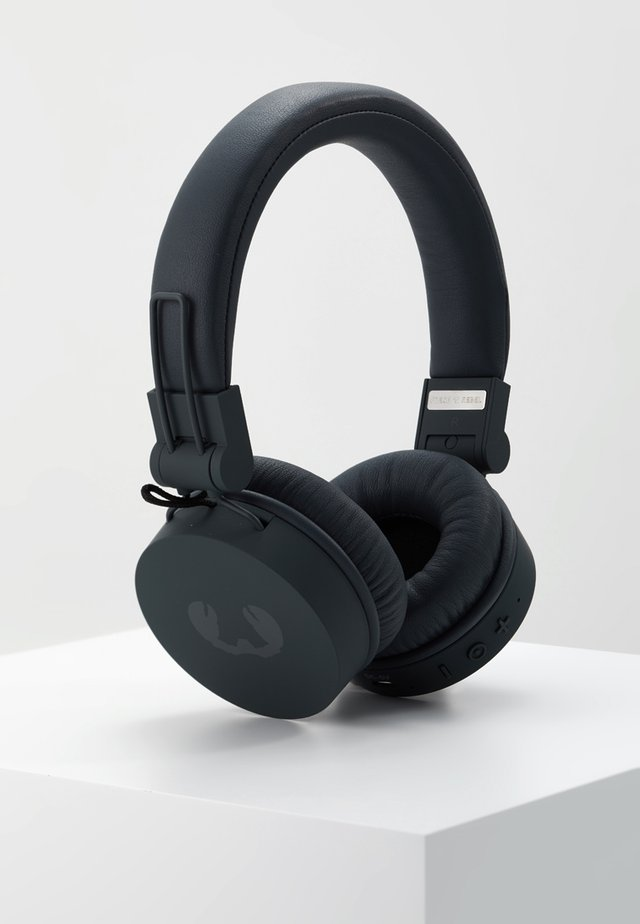 CAPS WIRELESS HEADPHONES - Hodetelefoner - concrete
