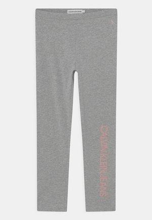 LOGO - Leggings - Trousers - grey