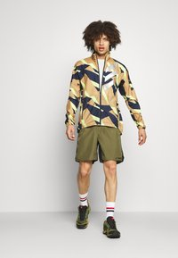 adidas Performance - TRAIL - Outdoor shorts - focus olive - 1