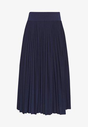 A-linjekjol - blue