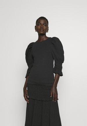 DECONDON - Print T-shirt - black