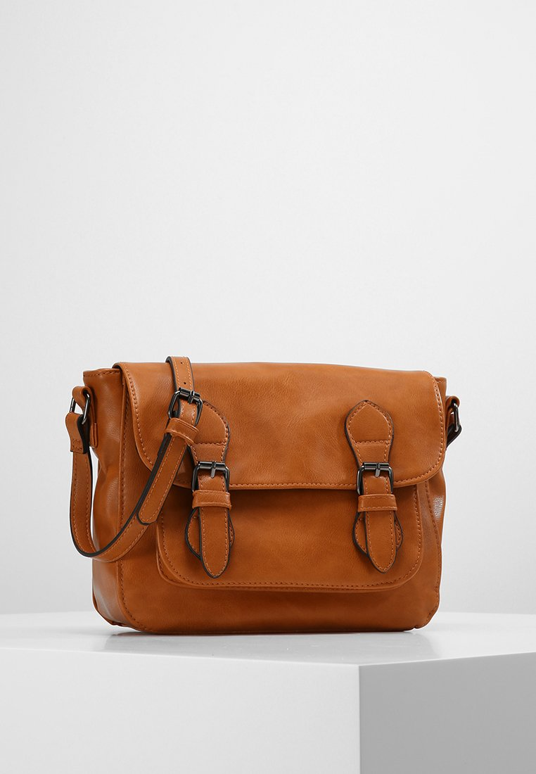 Even&Odd - Across body bag - cognac