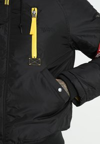 Alpha Industries - Winter jacket - black - 7