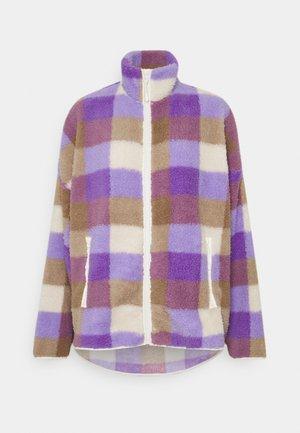 GAIA - Let jakke / Sommerjakker - purple/beige